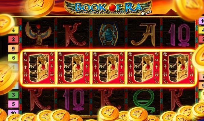 book of ra oyna