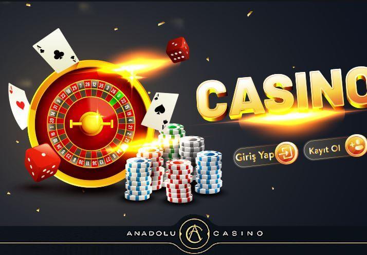 anadolu casino slot giris adresi